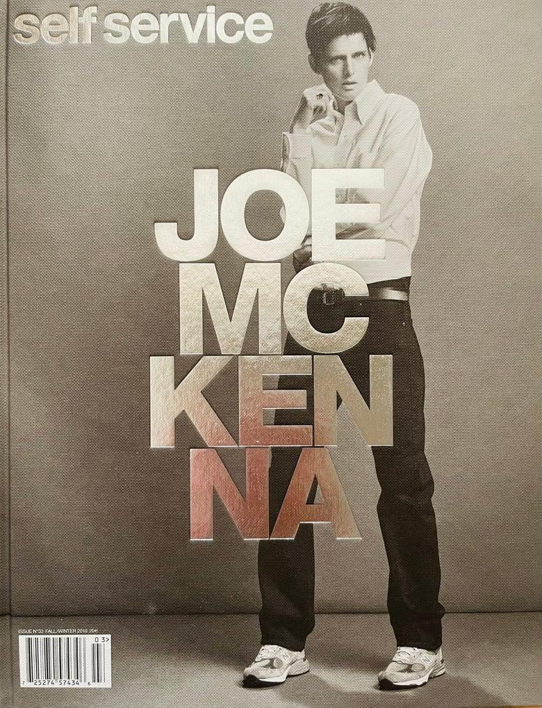 Image of (Self Service 33) (Joe McKenna)