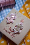 Miracle Earrings - Candy Party- Bubble Gum