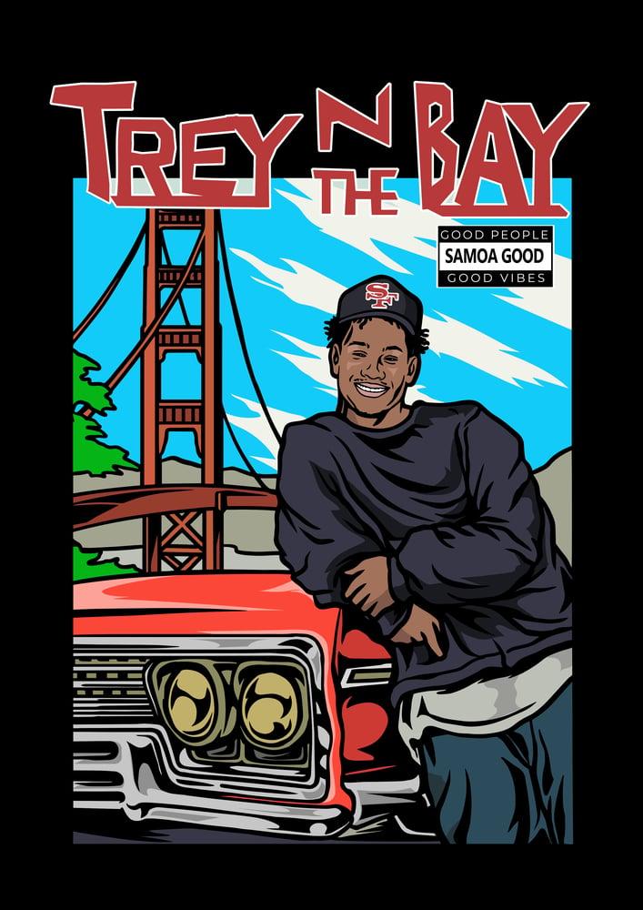 Image of Trey N The Bay Tee