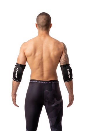 Image of Elbow Protector Approved by SMTF for competition