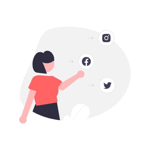 Image of Social Media Management