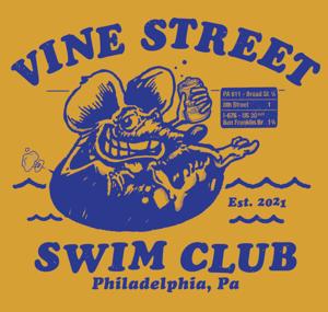 Image of Vine Street Swim Club - tshirt