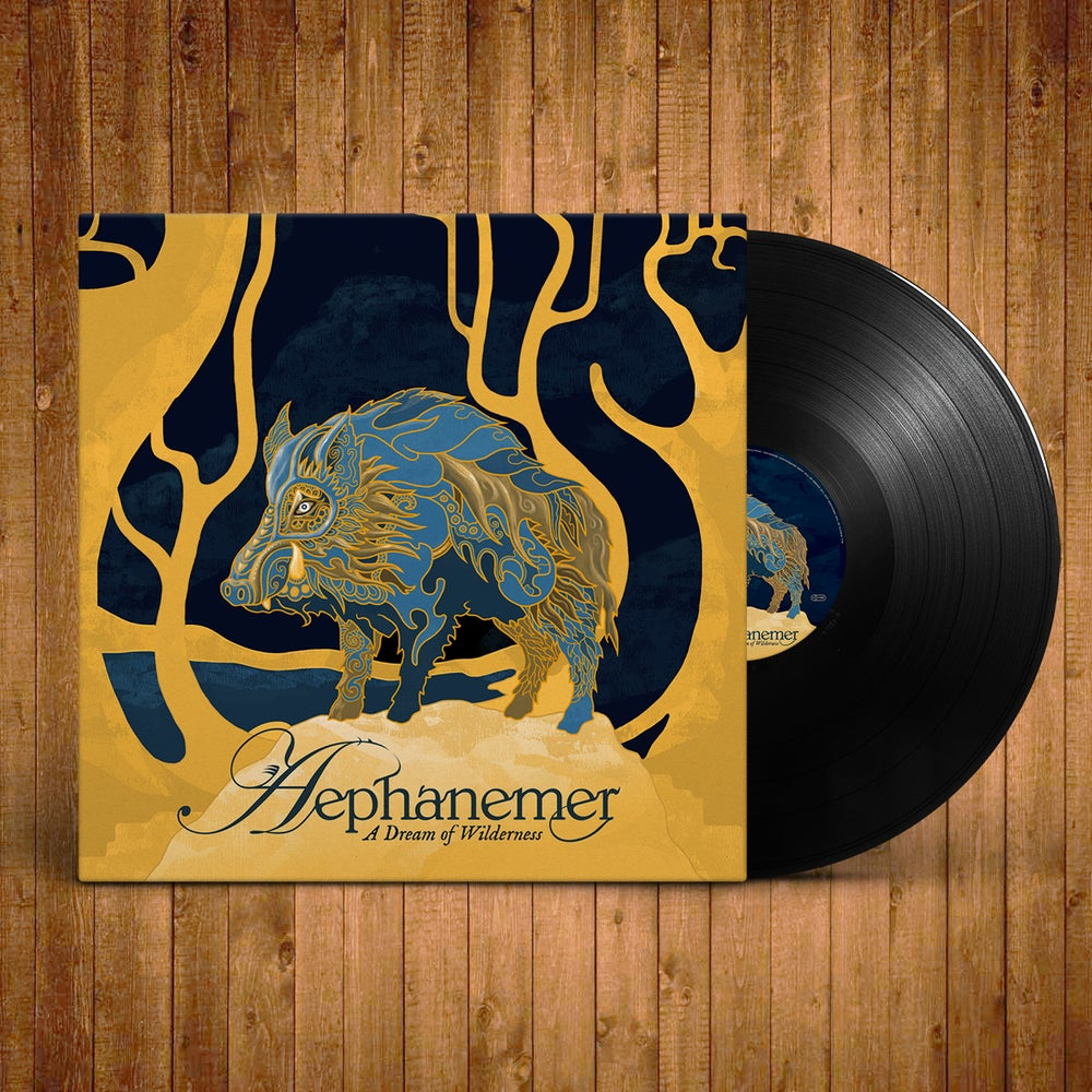 Image of A Dream of Wilderness - LP (pre-order)