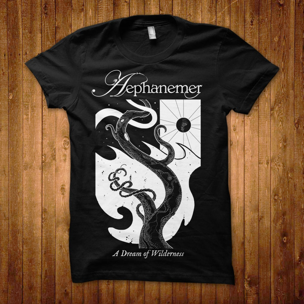 Image of A Dream of Wilderness T-Shirt B (pre-order)