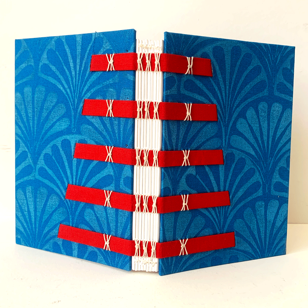 Image of Print & Bind - Butterfly Knot Journal - 16th October (9.30am - 12.30pm)