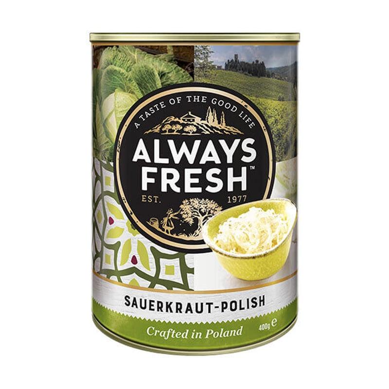 Image of Always Fresh Sauerkraut Polish 400G