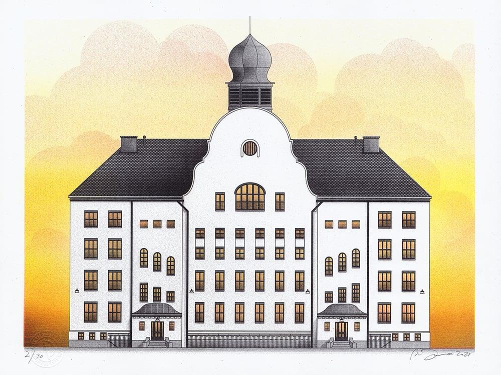 Image of Bjølsen Skole