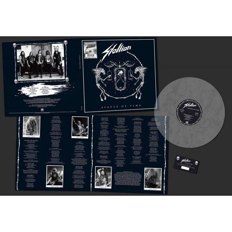 Slaves of Time (Vinyl) - Regular or with Corona Supporter - Bonus Package