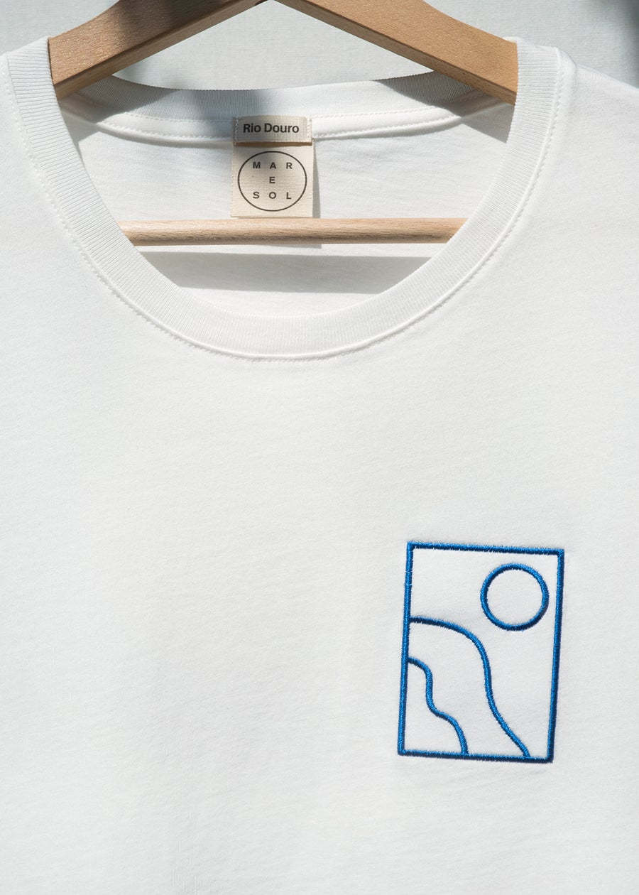 Image of TEE-SHIRT (HOMME) RIO DOURO édition limitée