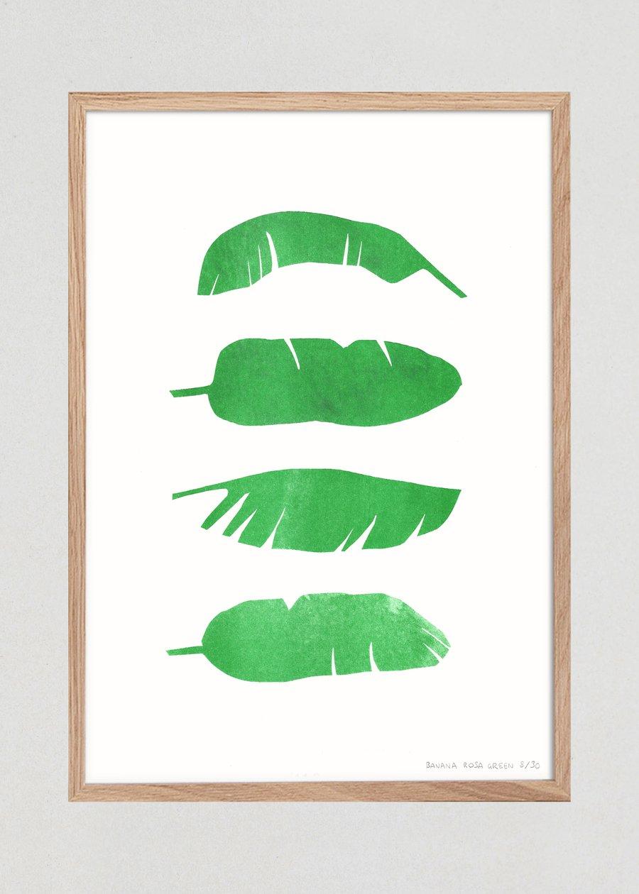"Image of Illustration ""BANANA"", A3"