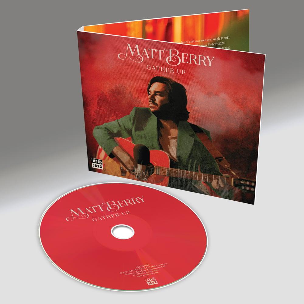 Image of Matt Berry - Gather Up (Ten Years On Acid Jazz) Standard CD - Pre-Order