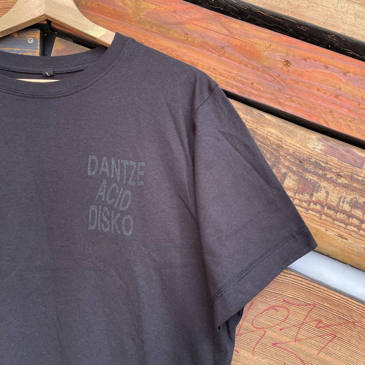 """Dantze Acid Disko"" Shirt black - by Dantze"