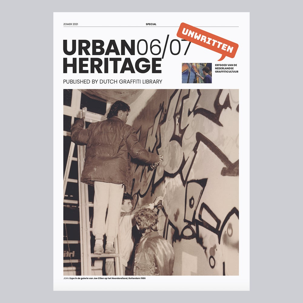 Image of Urban Heritage 06/07 - special Unwritten