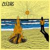 The Zeldas - Cool Waves (Sam Giles CDr Edition with Bonus Track & Insert). Cardinal Fuzz