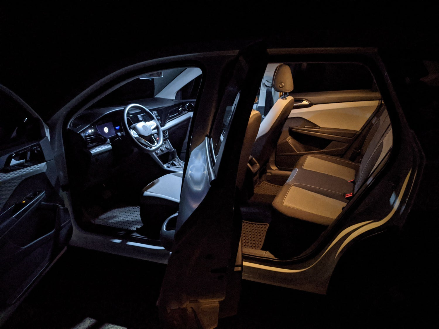 Image of Complete Interior LED kit for the VW TAOS