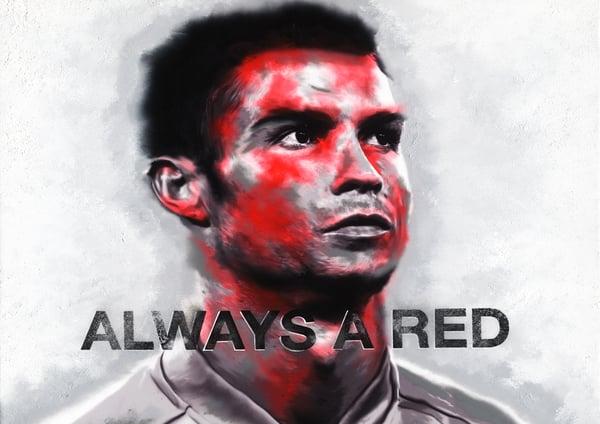Image of Ronaldo (Limited Edition Print)