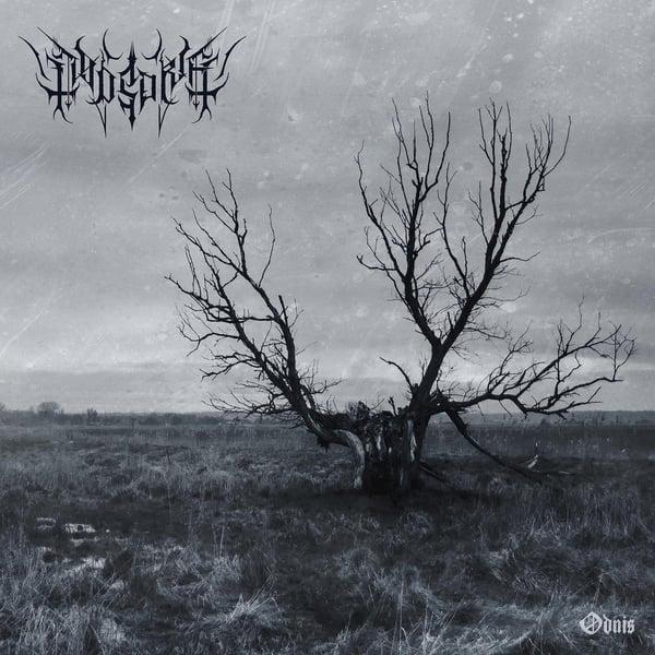 """Image of DØDSDRIFT """"ødnis"""" CD preorder"""