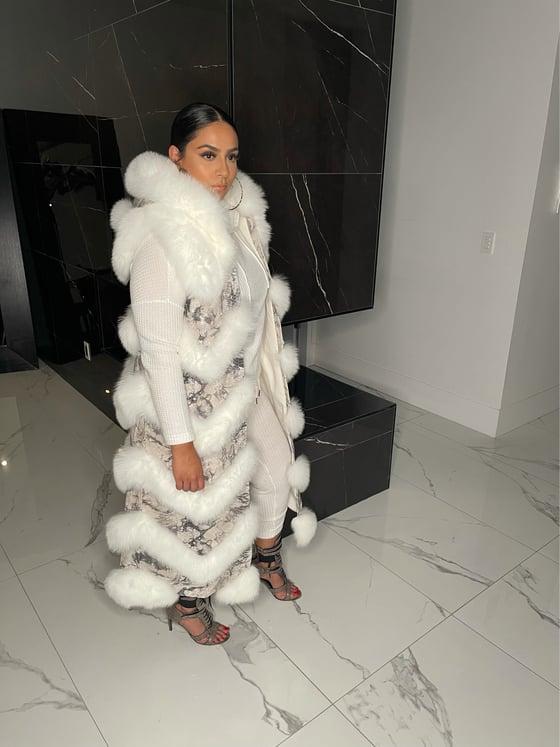 Image of Taylor Fur Vest