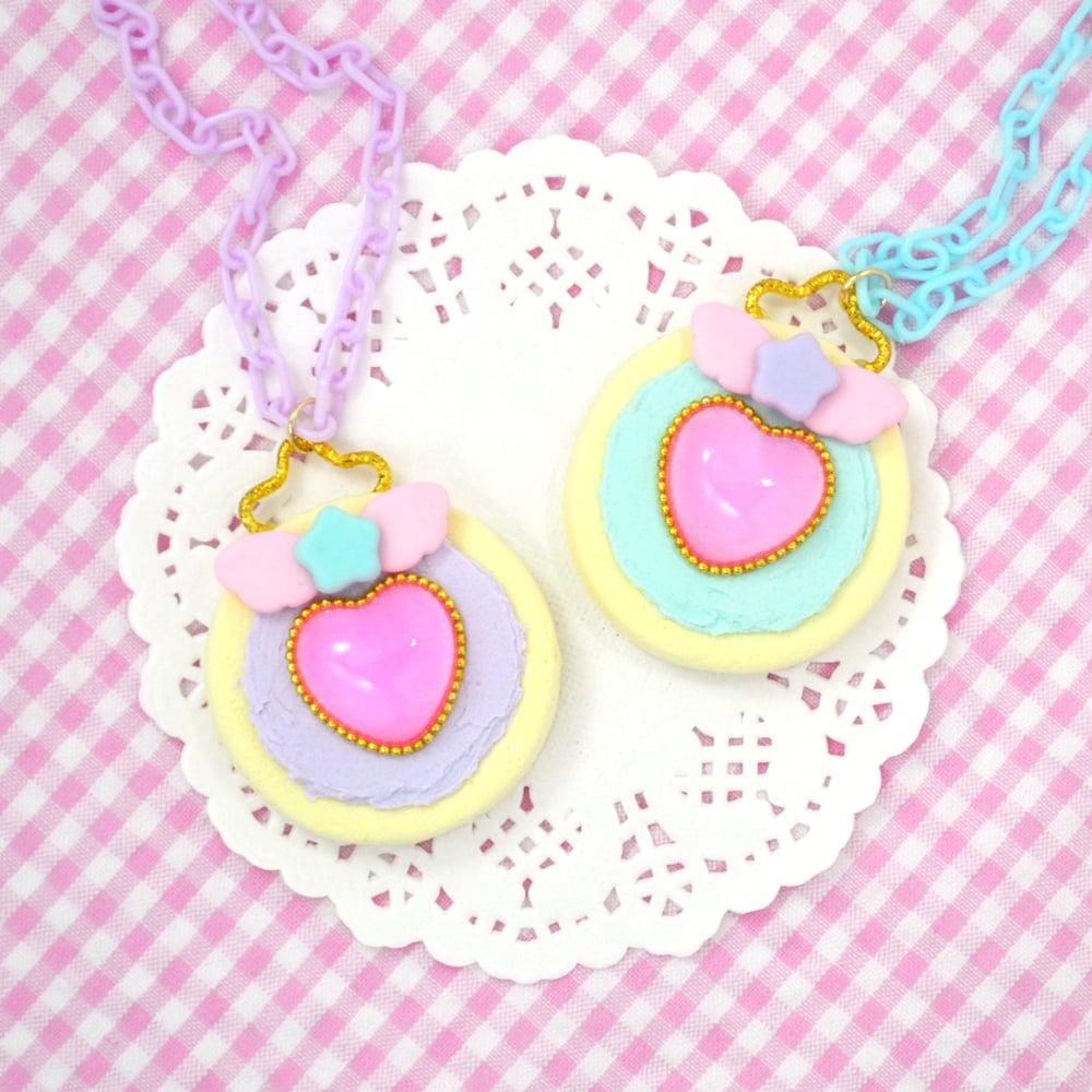 Dessert Idol Watch Necklace