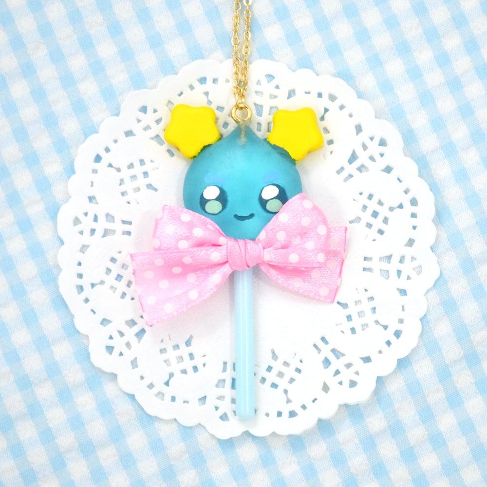 Prunce Gummy Lollipop Necklace