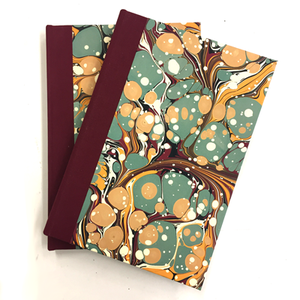 Image of Rounded-Back Case  Bound Journal  or Level- ONLINE - 1st October - (6.30 - 9.15pm)