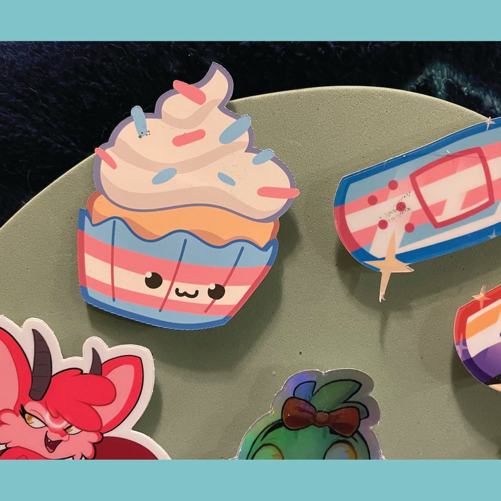 **Limited Stock!** Pride Stickers