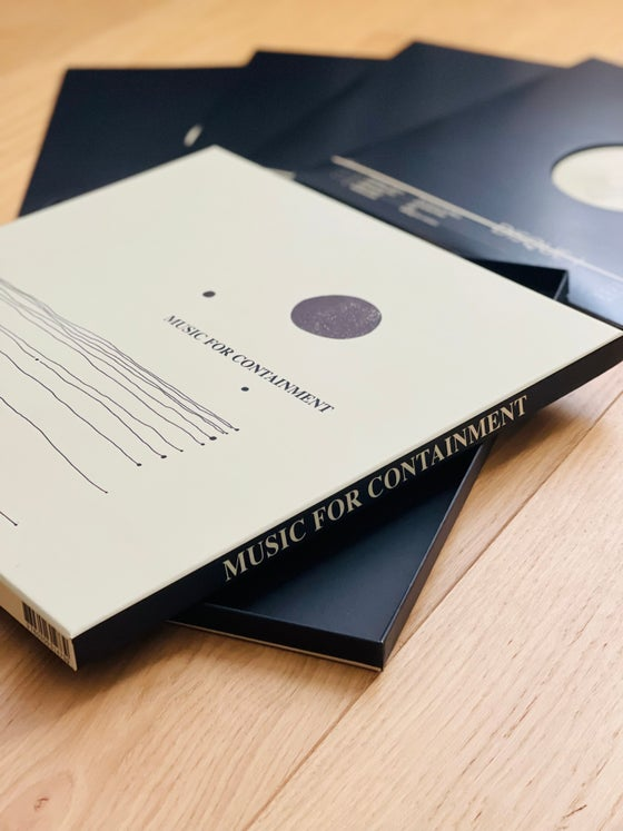 Image of VINYL BOX : Music For Containment