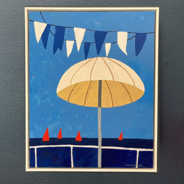 Image of Parasol at the Pool