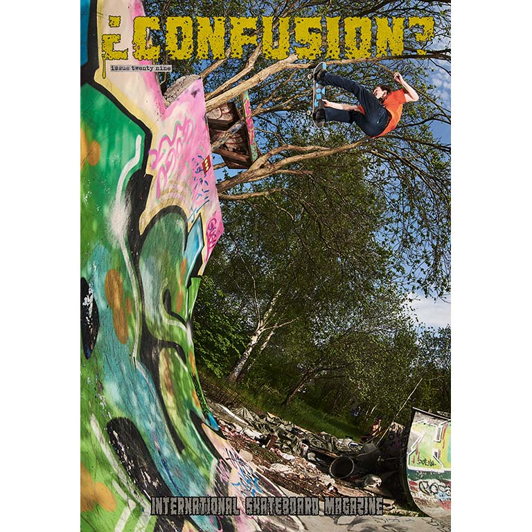 Image of Confusion Magazine - Issue #29