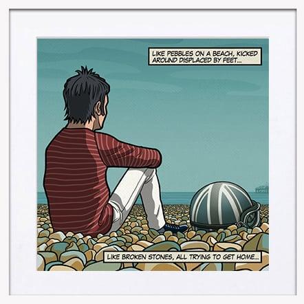 Image of Paul Weller - Broken Stones