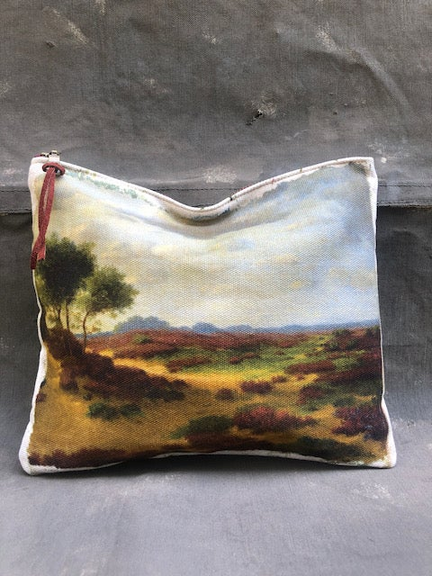 Image of Heather Fields Pouch