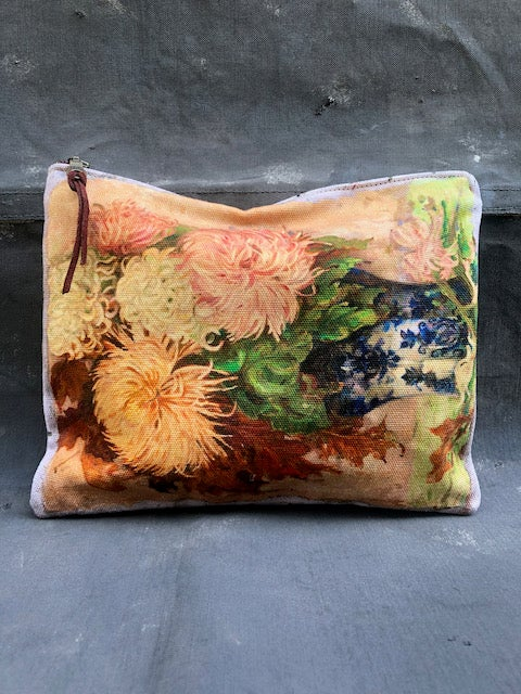 Image of Chrysanthemum Pouch