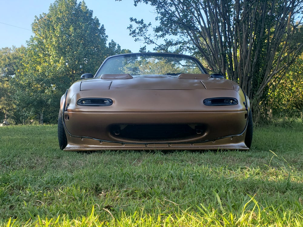 Image of Miata track package