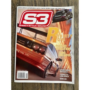 Image of S3 1st Edition