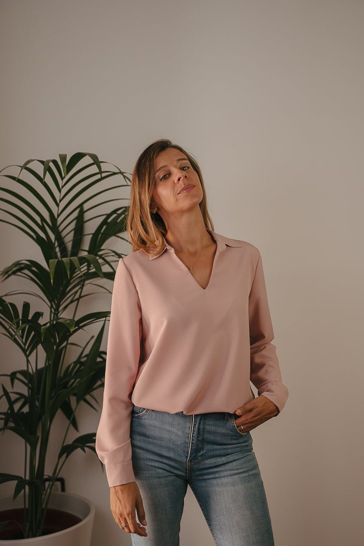 Image of Blusa CHACEL - nude