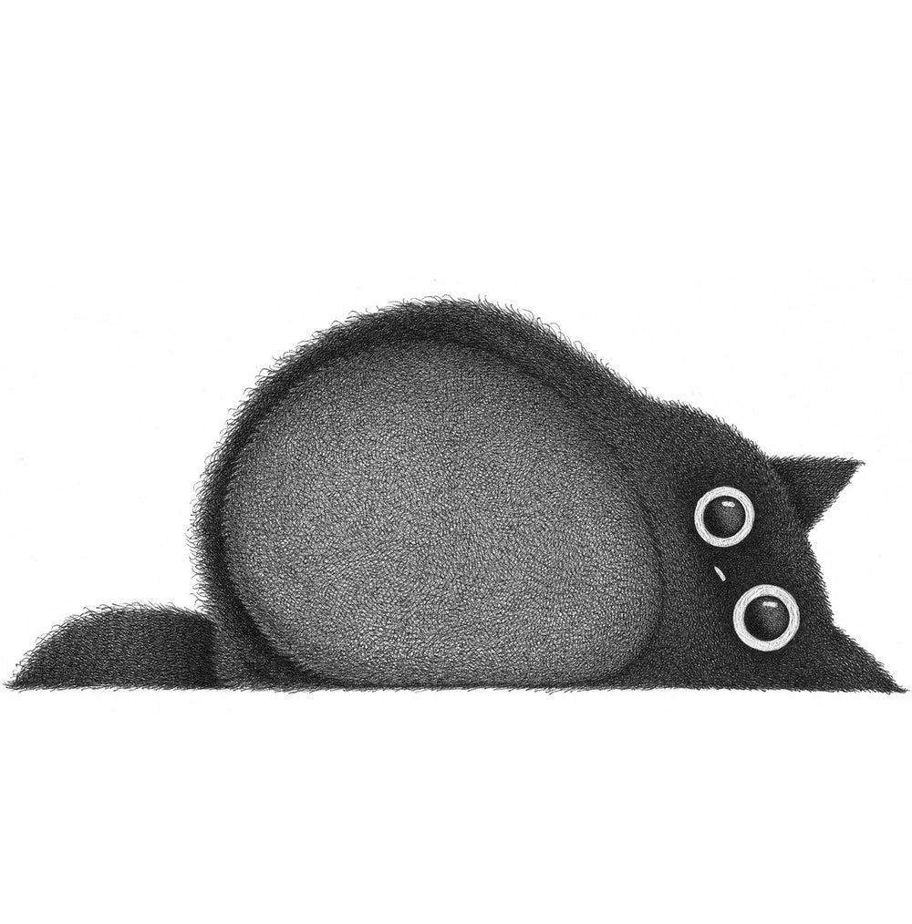 Image of Avocato original drawing