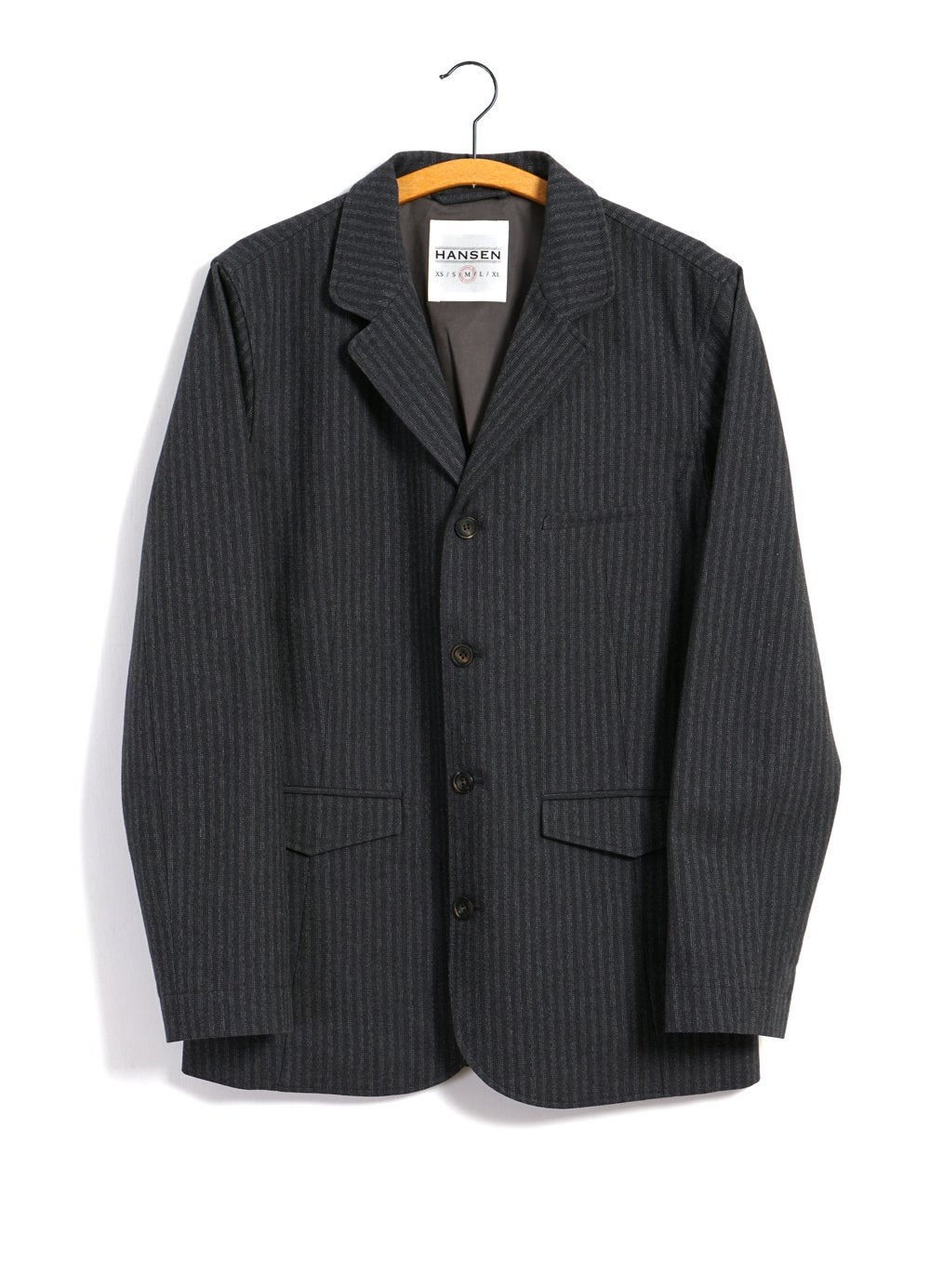 Hansen Garments LUKAS | Blazer Jacket | grey pin