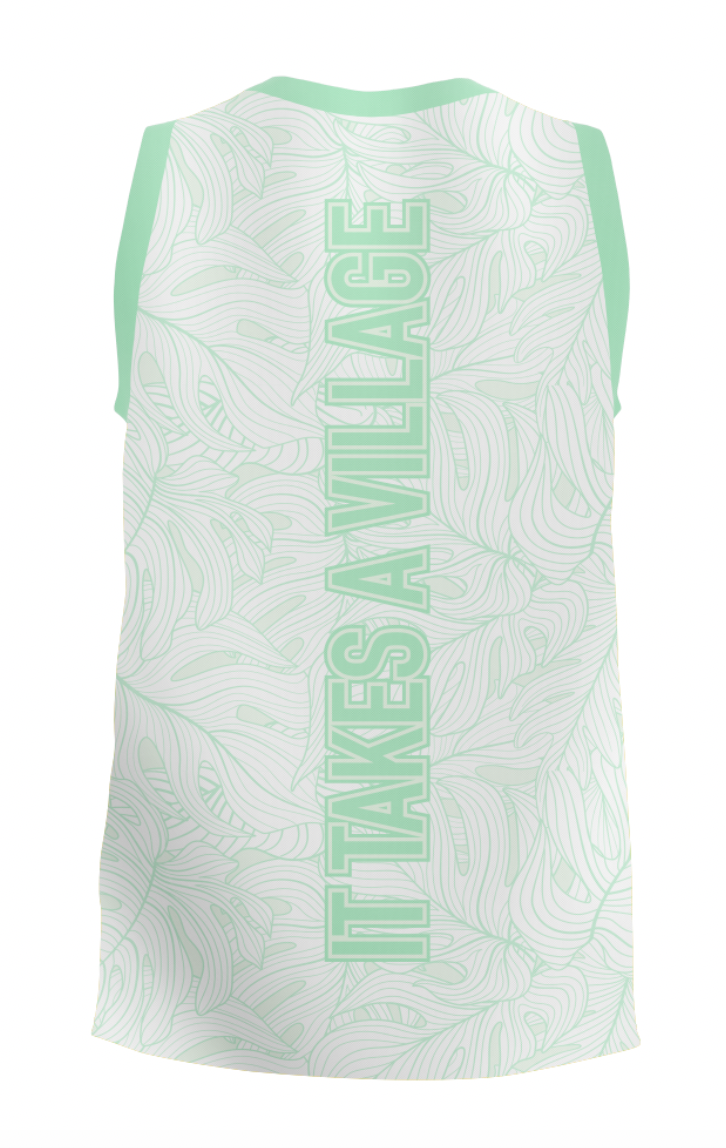 Image of Mint Jersey