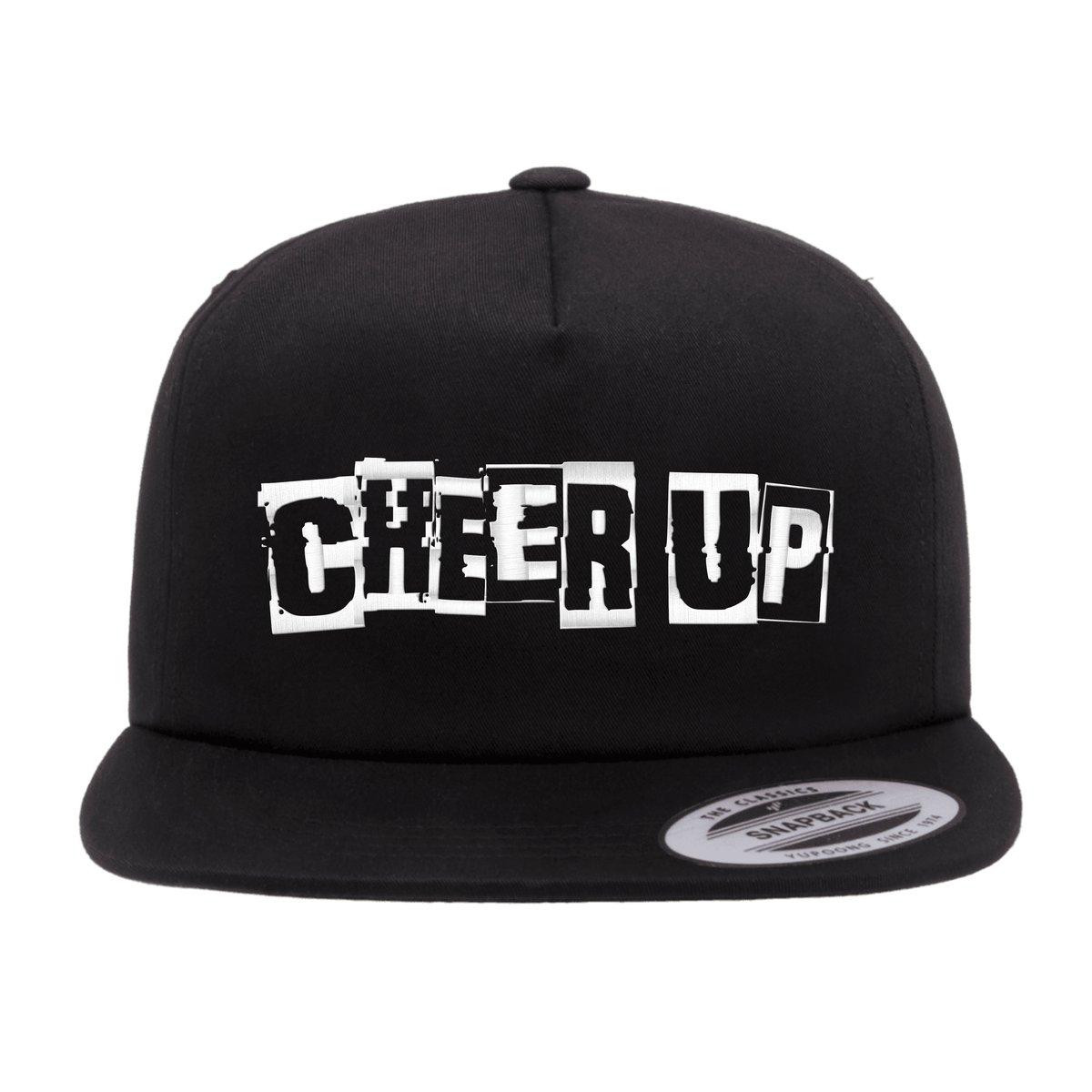 Image of Glitch - Snapback Hat (2 Colorways)