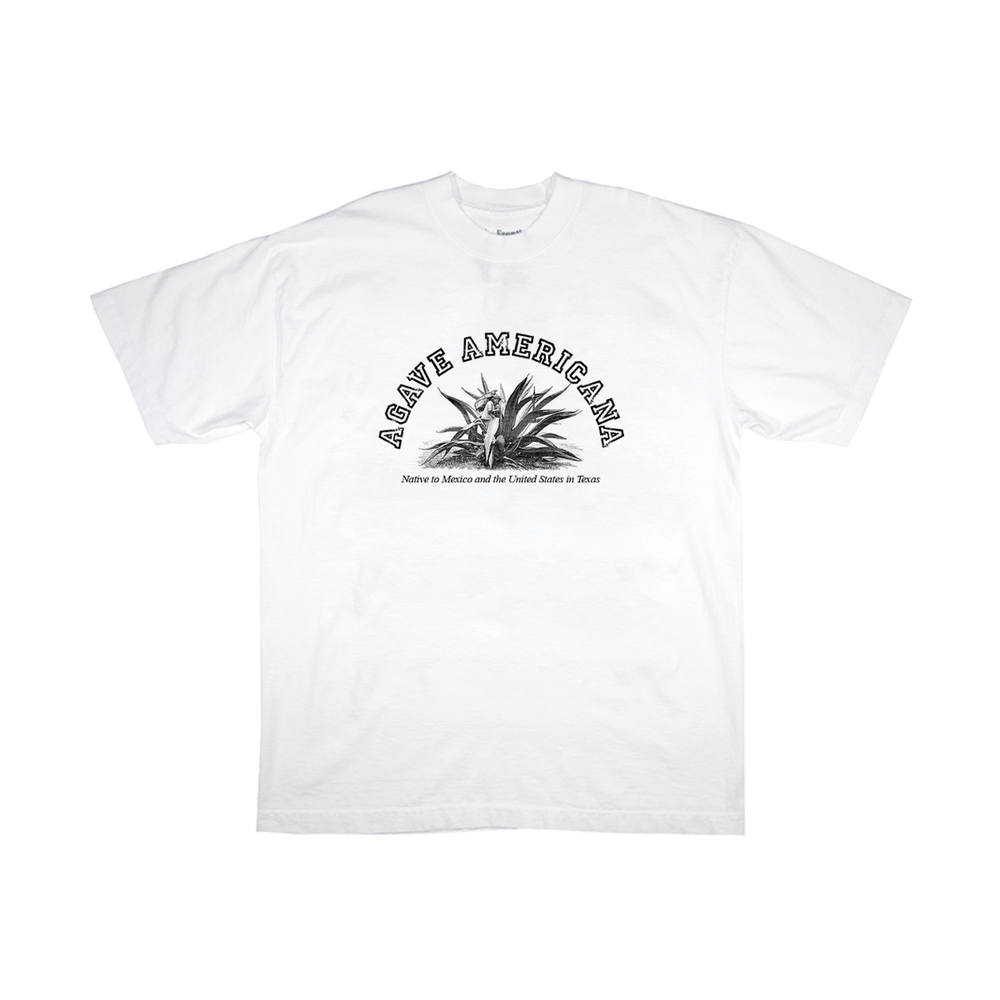 Image of Agave T-Shirt White