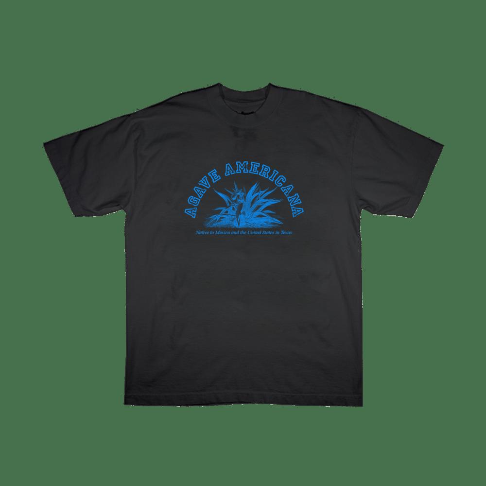 Image of Agave T-Shirt Vintage Black
