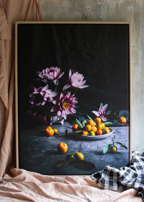 Image of Cumquats — Limited Edition Canvas Print