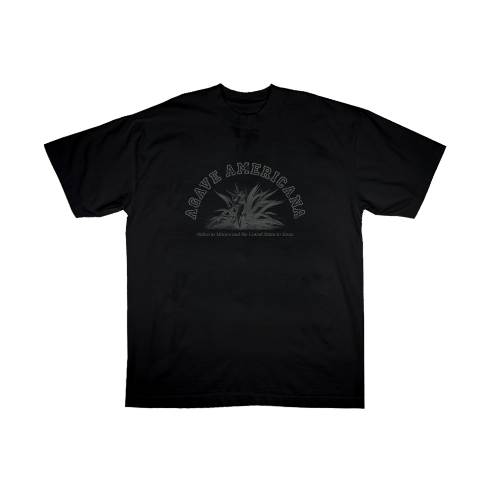 Image of Agave T-Shirt Black