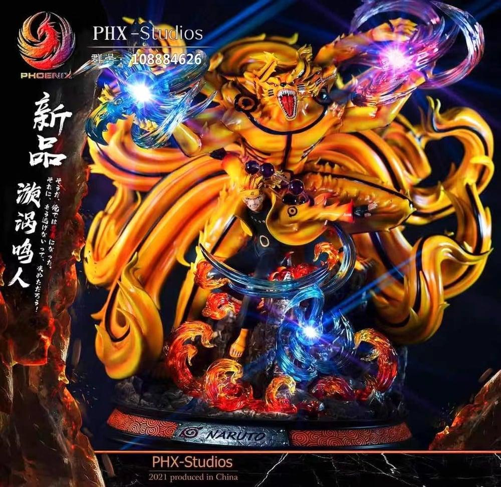 Image of [Early-Bird][Pre-Order]Naruto PHX Studio Naruto Sage Mode 1:8 Resin Statue