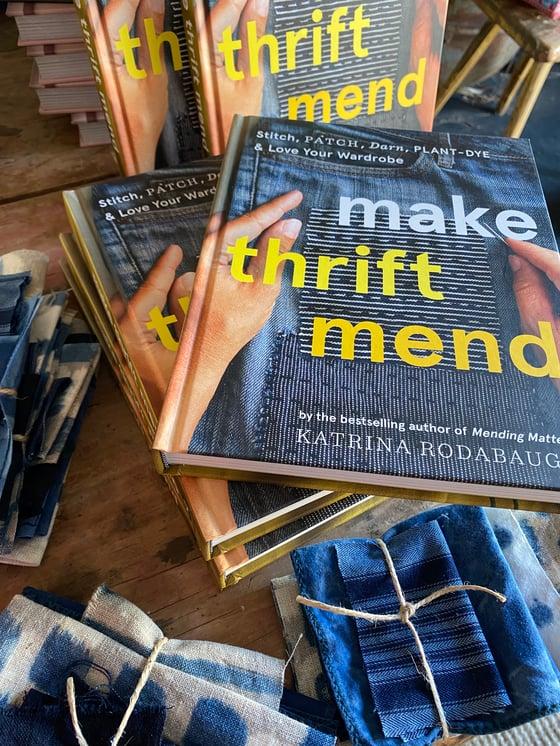Image of MAKE THRIFT MEND..by Katrina Rodabaugh
