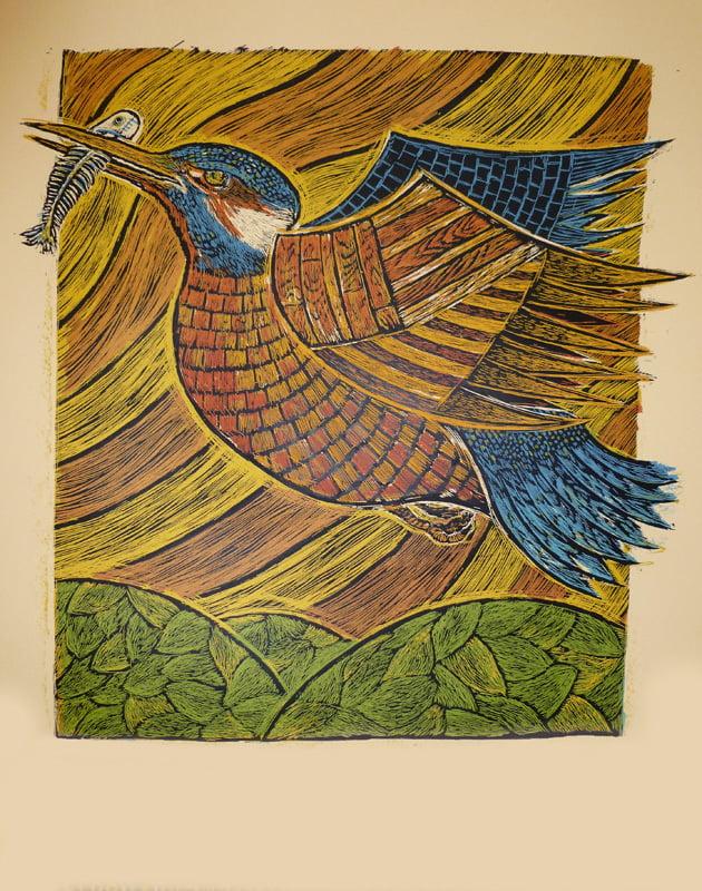 Image of Calamity Bird