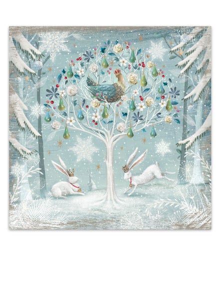 Image of Frosted Pear Tree