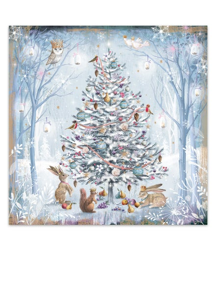 Image of Christmas in the Forest