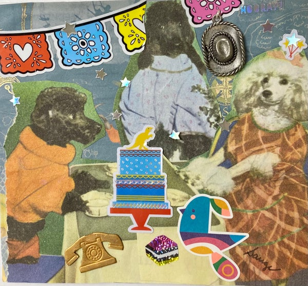 Image of Poodle-y Birthday