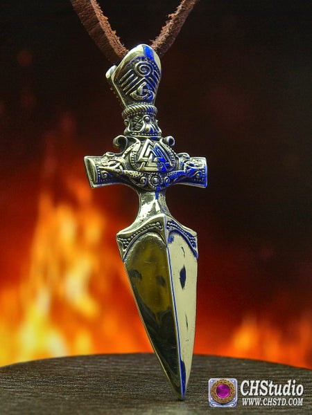 Image of Spearhead of Odin's GUNGNIR